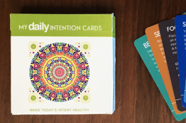 MY DAILY INTENTION CARDS